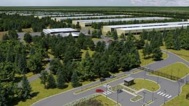 Le projet de datacenter d'Apple en Irlande devait créer 300 emplois.