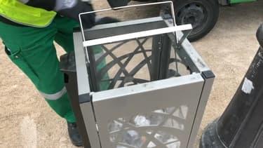 Plus difficiles d'accès pour les rats, ces nouvelles poubelles vont être déployées dans Paris.