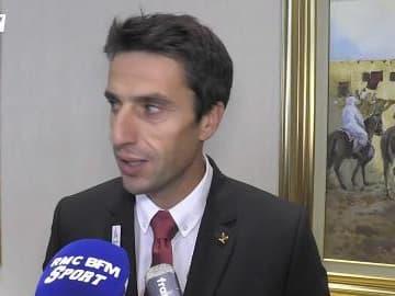 Tony Estanguet satisfait des premiers retours du grand oral de Paris 2024