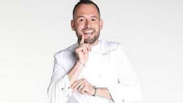 David Gallienne, gagnant de Top Chef 2020.