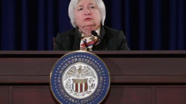 Janet Yellen estime qu'une hausse des taux pourrait être justifiée.