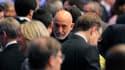Le président afghan Hamid Karzaï, à Chicago. Les membres de l'Otan ont convenu de transférer aux forces afghanes la responsabilité des opérations de combat à la mi-2013. Le communiqué final du sommet de Chicago précise que l'Alliance ne fera plus que form