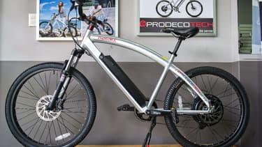 L'État ne versera plus de subvention aux acheteurs de vélos à assistance électrique (image d'illustration)