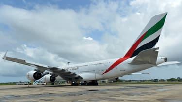 Emirates est le plus gros client de l'A380 d'Airbus.