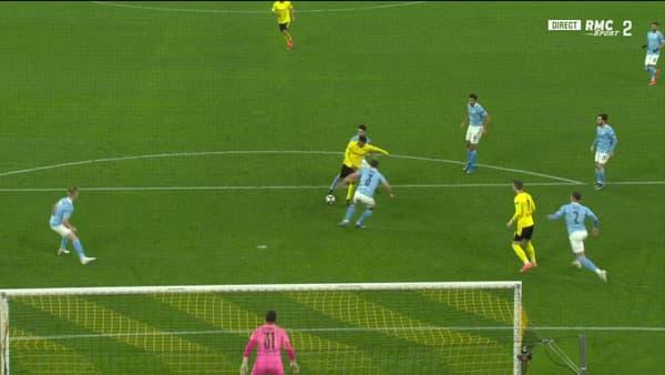 Jude Bellingham ouvre le score pour Dortmund
