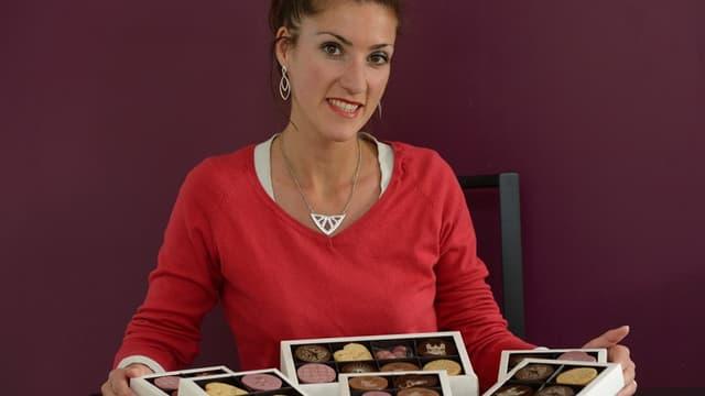 Véronique Goy a créé son entreprise en 2014