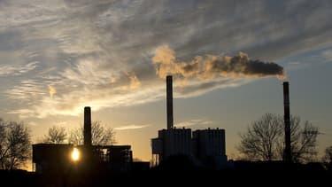 La centrale EDF de Cordemais, près de Nantes.