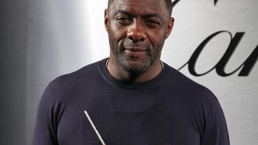 Idris Elba en avril 2018 à San Francisco