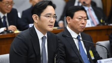 Lee Jae-Yong, vice-président du groupe Samsung et petit-fils du fondateur, avait été arrêté et placé en détention provisoire par la justice le 17 février.