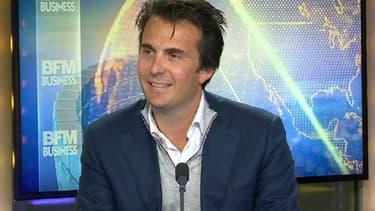 Yannick Bolloré, le PDG du groupe Havas.