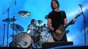 Le groupe Gojira sur scène en septembre 2015 à Rio