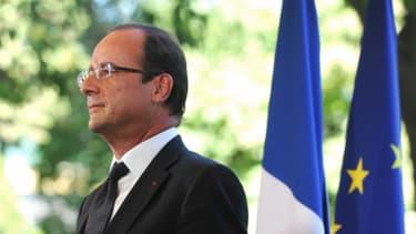François Hollande entame une tournée dans trois pays d'Afrique, ce mercredi.