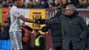 José Mourinho et Anthony Martial