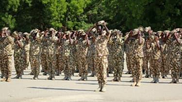 """Un responsable militaire a indiqué que des soldats avaient été dépêchés sur place et avaient réussi après """"d'âpres combats"""" à chasser les assaillants. Image d'illustration."""