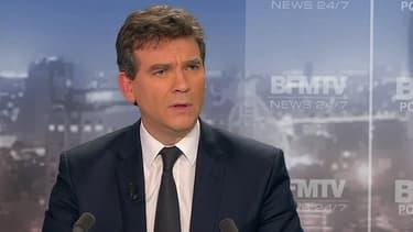 Arnaud Montebourg était l'invité de BFM TV ce dimanche 6 octobre
