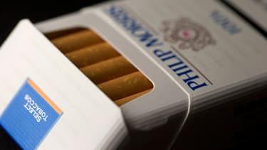 Philip Morris n'aurait déclaré, selon la Thaïlande, qu'une partie des cigarettes acheminées dans le pays.