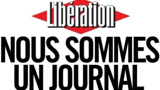 Le journal Libération était menacé de faillite.