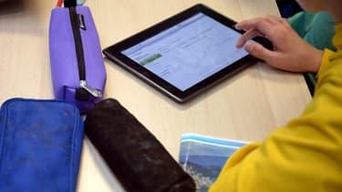 Les élèves, de plus en plus connectés, sont aussi de plus en plus susceptibles de souffrir de cyberviolences. Photo d'illustration