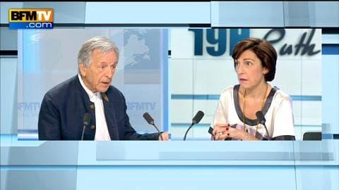 """Crise grecque: """"M. Valls m'a dit qu'ils feront tout ce qu'ils peuvent"""", affirme Costa Gavras"""