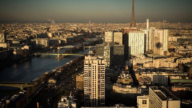 Le budget médian s'est envolé à Paris