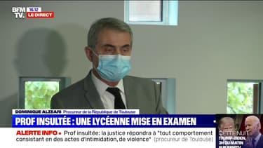 """Procureur de Toulouse sur la professeure insultée: """"Nous n'avons pas trouvé trace de la moindre menace sur les réseaux sociaux"""""""