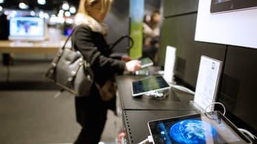 Le public a découvert les tablettes tactiles avec l'iPad en 2011. Cinq ans plus tard, ce marché est déjà en baisse.