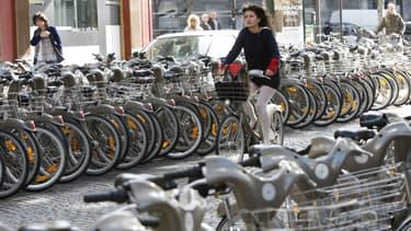 Depuis dimanche, 80 stations Vélib' sont fermées pour travaux.