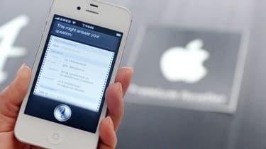 Siri est le logiciel vocal développé par Apple pour ses iPhone.