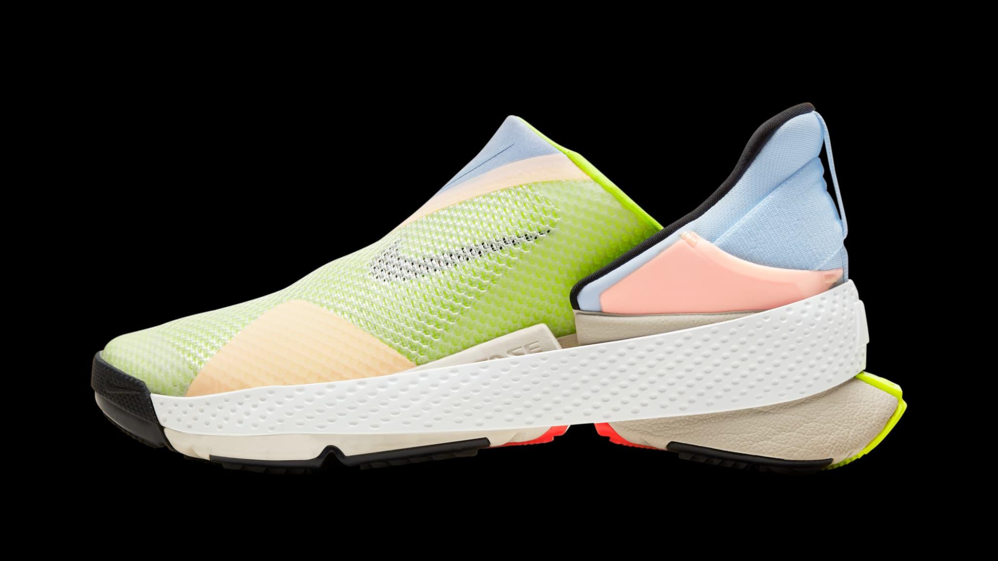 Nike lance ses premières sneakers