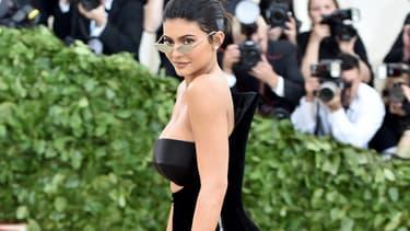 Kylie Jenner le 7 mai 2018
