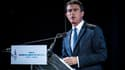 Manuel Valls y voit une opportunité de renforcer l'attractivité de la place financière de Paris