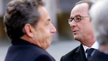 François Hollande a ironisé sur la possibilité de nommer Nicolas Sarkozy comme Premier ministre.
