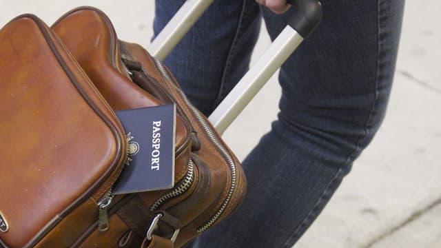 Il est facile d'acheter un nouveau passeport.