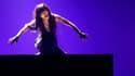 La chanteuse suédoise Loreen, qui figure parmi les favoris de l'Eurovision de la chanson qu'organise samedi l'Azerbaïdjan, a suscité la polémique en dénonçant l'état des droits de l'homme dans l'ex-république soviétique du Sud-Caucase. /Photo prise le 25
