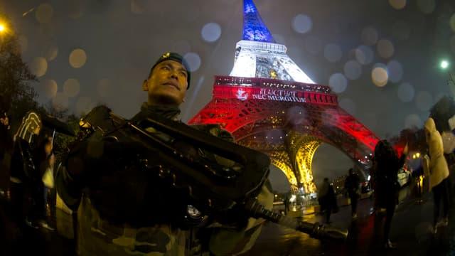 Les touristes ont été refroidis par les attentats.
