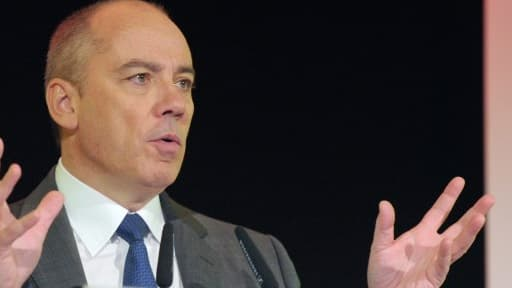 Stéphane Richard, le PDG d'Orange, n'exclut pas de se repencher sur le dossier Bouygues Telecoms.
