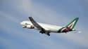 Le gouvernement italien a décidé de repousser la cession de la compagnie aérienne Alitalia. (image d'illustration)