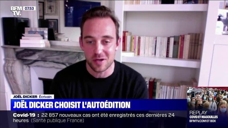 Joël Dicker annonce qu'il quitte sa maison d'édition pour monter la sienne