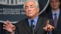 """Dominique Strauss-Kahn serait en tête des personnalités politiques susceptibles de faire """"mieux que François Hollande""""."""