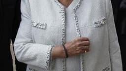 Bernadette Chirac (UMP) a été réélue dimanche d'une voix dès le premier tour des élections cantonales dans le canton de Meymac, en Corrèze. /Photo prise le 5 novembre 2010/REUTERS/John Schults