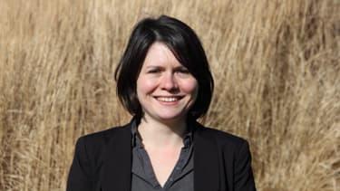 Adélaïde Naturel, 30 ans, candidate PCF à La Garenne-Colombes
