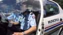 5 policiers municipaux ont été blessés jeudi en poursuivant une voiture en fuite, vers Pierrelatte dans la Drôme.