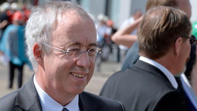 Luc Oursel avait remplacé Anne Lauvergeon à la tête du directoire d'Areva en 2011.