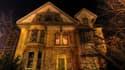 Environ 1.200 maisons hantées sont recensées aux Etats-Unis.