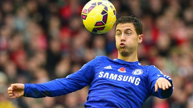 Eden Hazard rencontrera le Paris Saint-Germain ce mardi avec son club de Chelsea.