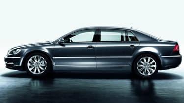 C'est la fin pour la Phaeton, après 14 ans d'existence. Le dernier modèle est sorti de l'usine Volkswagen de Dresde, le 18 mars 2016.