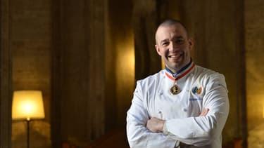 """Pour l'opération """"Goût de France/Good France"""", le chef des cuisines de l'Elysée, Guillaume Gomez, sera à Rome afin de préparer un """"dîner à la française"""" au sein de l'ambassade nationale en Italie."""