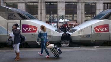 La régularité des TGV sur les 11 premiers mois de l'année 2016  était de 88,5%, contre 89,1% en 2014.
