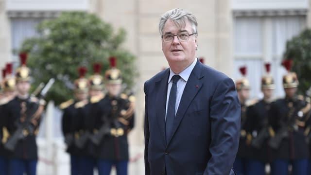 Le Haut commissaire à la réforme des retraites, Jean-Paul Delevoye.