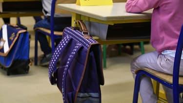 Une école primaire de Quimper.